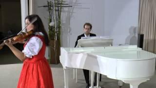 """Doina Fischer - Kalman Levente Török/Walzer aus """"Der Rosenkavalier"""" von Richard Strauss"""
