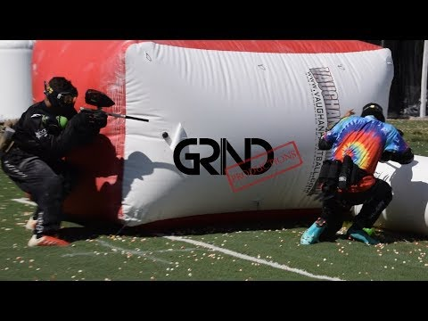Vaughan Rockstar Paintball Camp Practice 2018 HD