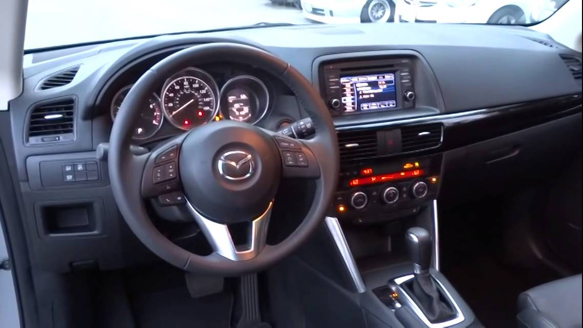 mazda cx5 los angeles 2014