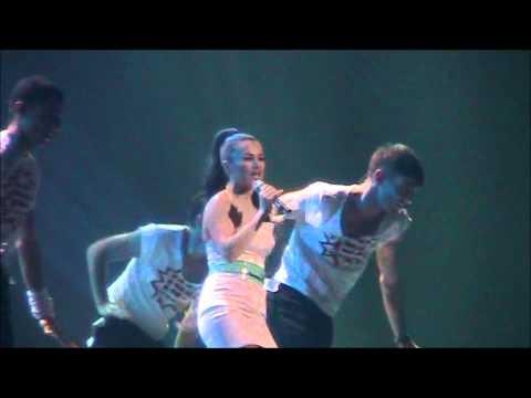 Armenia:  2nd Rehearsal Eurovision 2011 / Emmy - Boom Boom