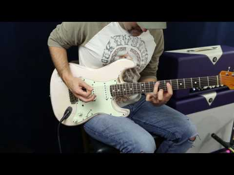 Awesome Pedal Alert - Barber Gain Changer - Guitar Pedal Demo - Distortion