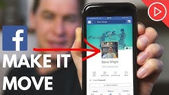 How To Make A Facebook Profile Video (with a seamless loop)