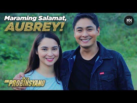 Ryza Cenon, Malaki Ang Pasasalamat Kay Coco Martin!