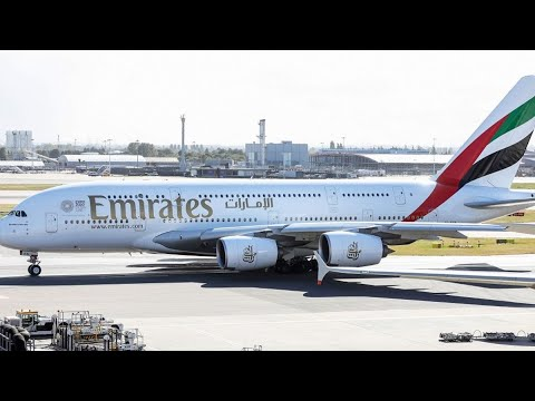Dubai Moves to Shield Prized Emirates Airline From Virus Fallout