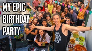 I Was Challenged To DJ For My Birthday Party
