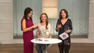 bareMinerals Deluxe Advanced Pure Radiance All-Over Face Color with Sandra Bennett