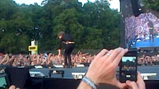 Emotional Rescue - Rolling Stones (live) Hyde Park 13 July 2013