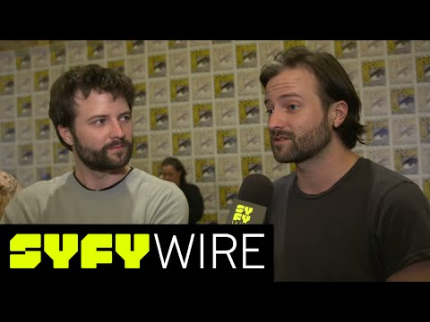 Stranger Things Creators and Executive Producer on Season 2 | San Diego Comic-Con 2017 | SYFY WIRE