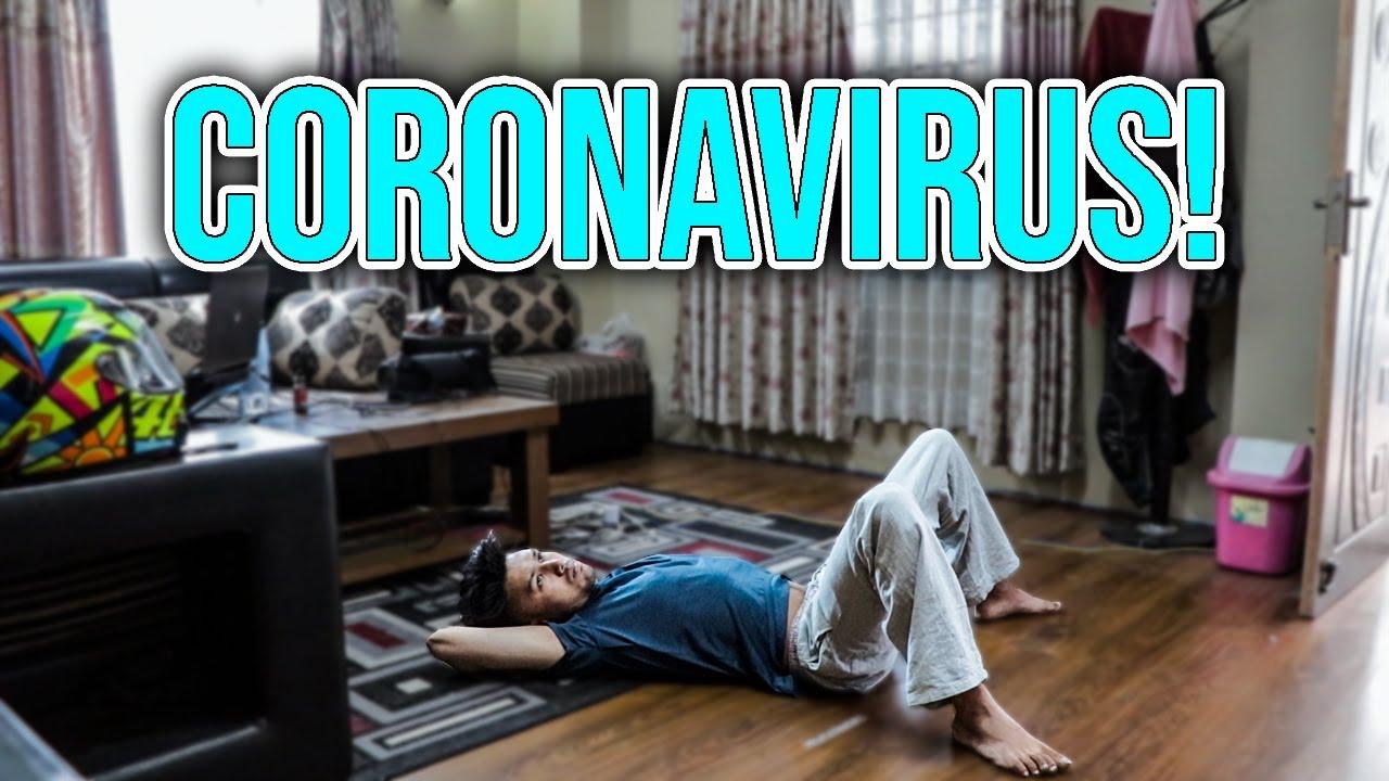 NOVEL CORONAVIRUS (COVID-19)   NEPAL LOCKDOWN
