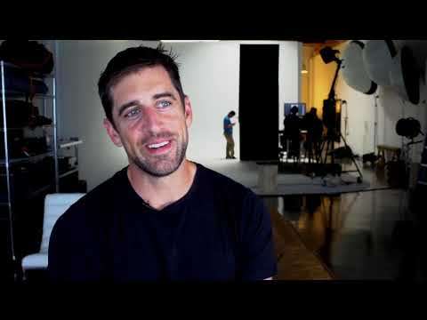 Aaron Rodgers on Diet, Workout and Recovery