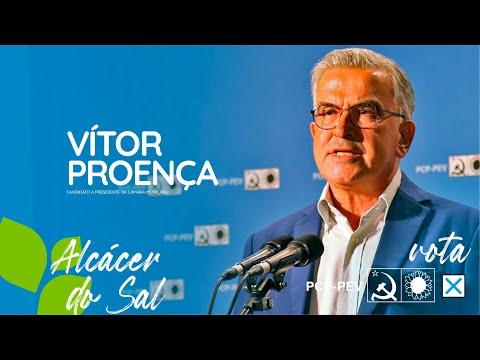 Alcácer do Sal vai vencer com a CDU