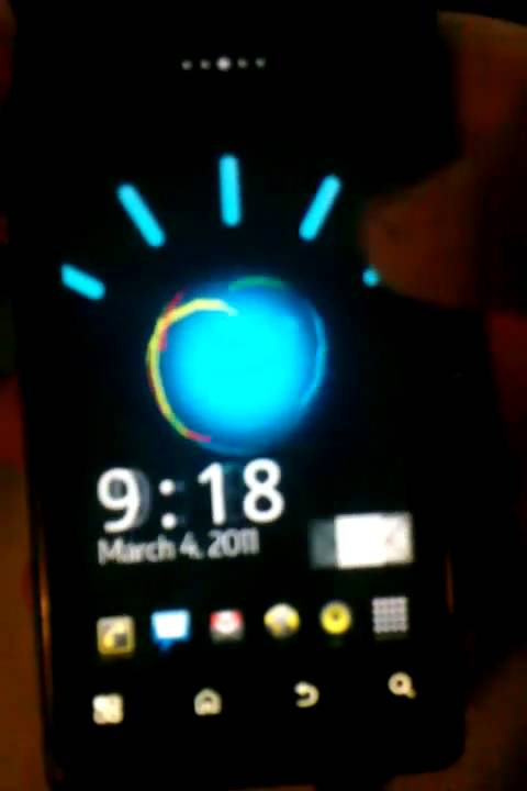 ibm watson avatar android live wallpaper demo speed