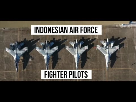 "Indonesian Air Force ""Fighter Pilots"""