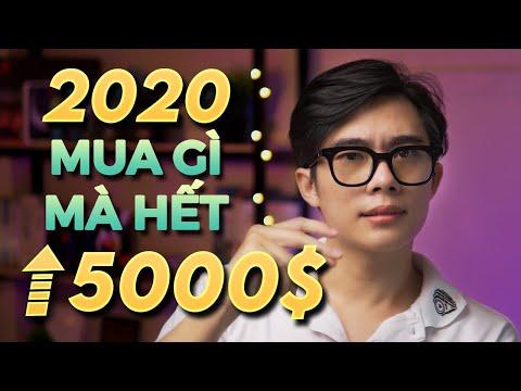 2020 Editor Mua Đồ Công Nghệ Gì Với 5000$ đây nhỉ | QuạHD