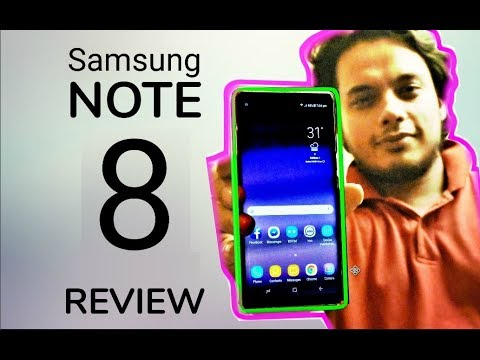 Samsung Galaxy Note 8 Review 2018   MobiHUB