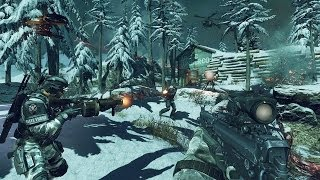 Call of Duty Ghost Multiplayer. Новый напарник!