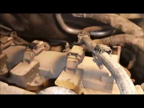 2009 Chevy Cobalt Gas Line Replacement