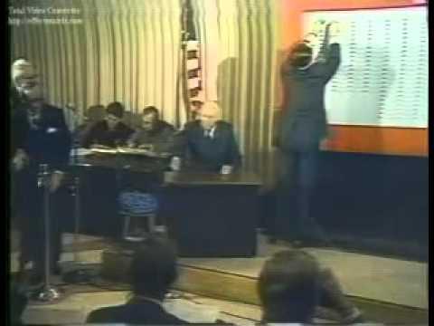CBS News Lottery Draft -1969