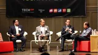 Early Stage Venture Capital Panel — WTIA TechNW 2012