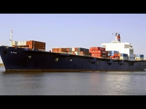 El Faro's data recorder reveals cargo ship crew's final moments