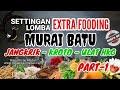 Cara Settingan Lomba Extra Fooding Murai Batu Part  Jangkrik Kroto Ulat Hongkong  Mp3 - Mp4 Download