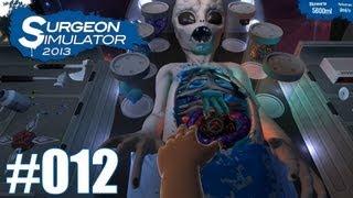 Surgeon Simulator 2013 #012 - Aliens im OP | ► Let's Play [HD/DE]