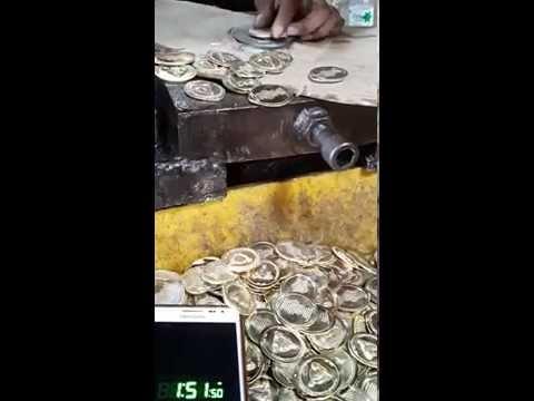 โรงปั๊มพระ จิรัชชา รับปั๊มเหรียญพระ รวดเร็วทันใจ