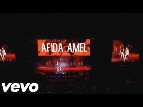 Afida Turner with Amel Bent - Come With Me