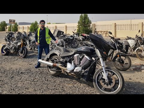 Import Cheap SuperBikes From Dubai | Copart Auction