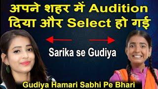 Gwalior ke Audition Mein Selection hua | Actor Sarika Bahroliya Interview |#FilmyFunday | Joinfilms
