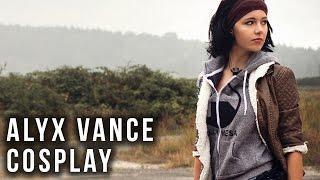 Complete Alyx Vance Cosplay
