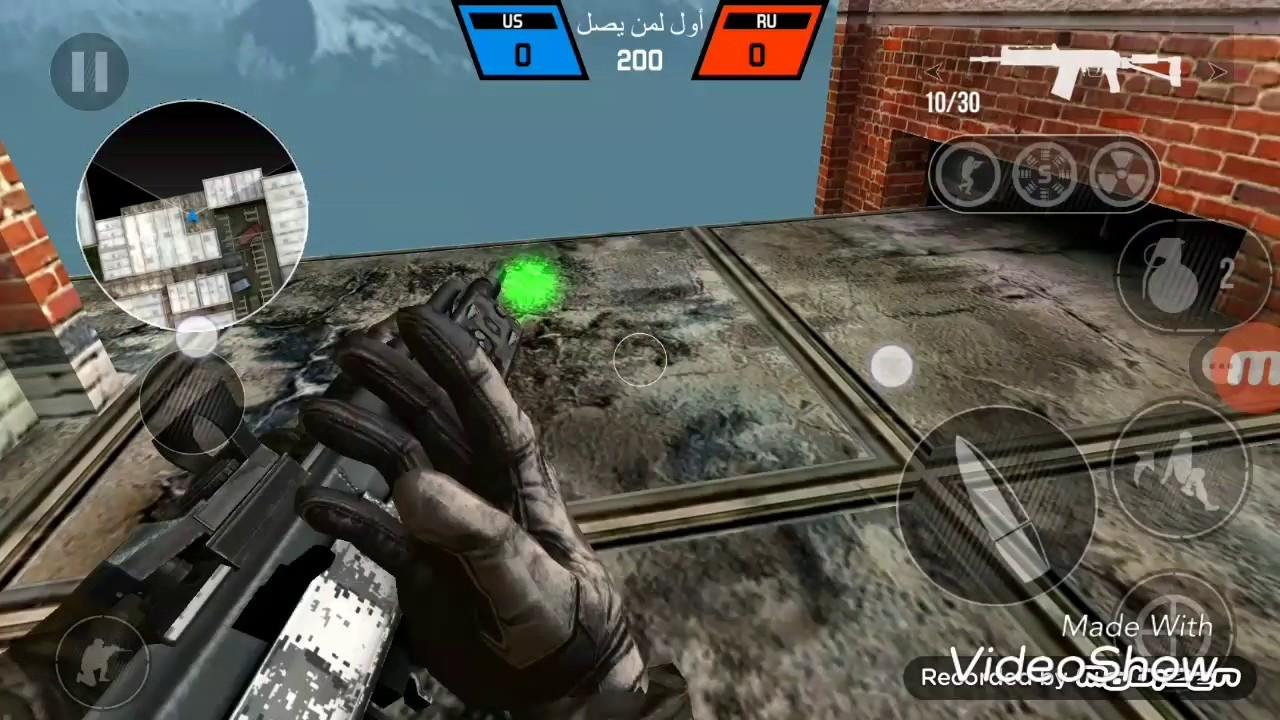 Bullet force crazy games
