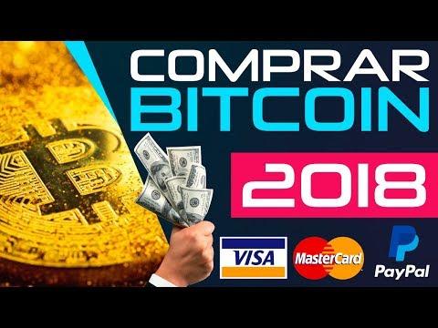 Cómo COMPRAR BITCOIN EN 2019 | PayPal - Tarjeta 【2019】