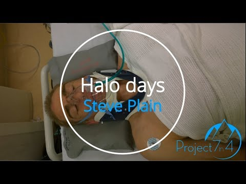 Halo Days - Steve Plain