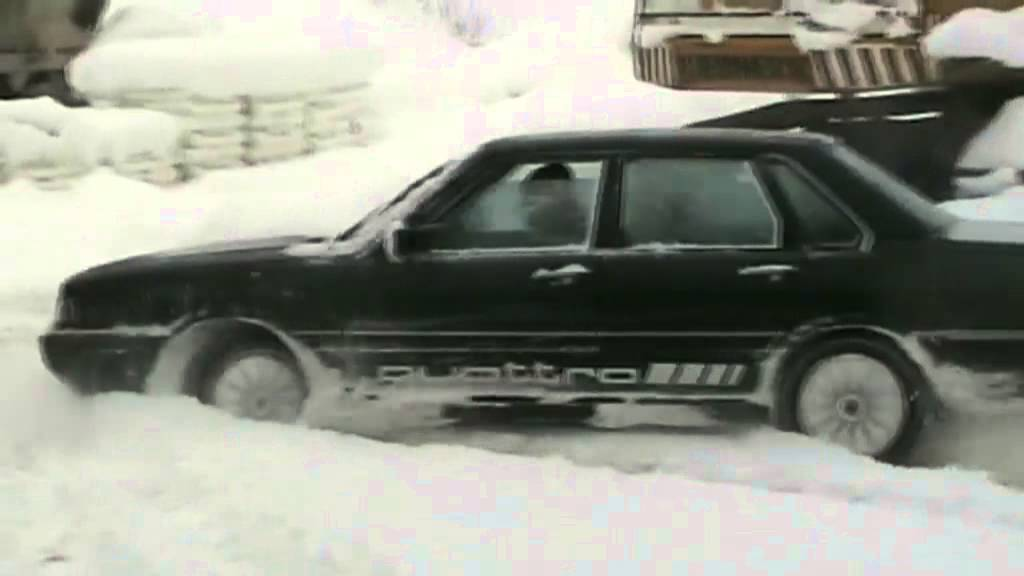 audi 80 90 quattro typ 85 b2 driftfilm youtube. Black Bedroom Furniture Sets. Home Design Ideas