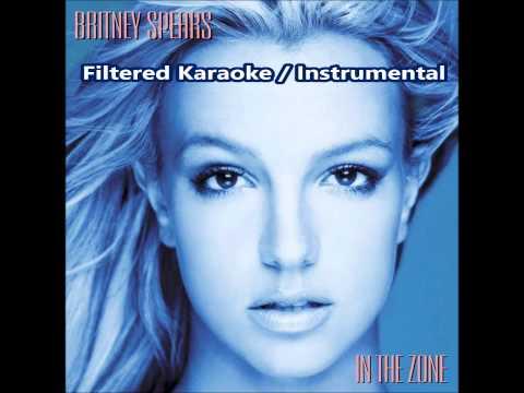 Britney Spears - The Answer (Filtered Karaoke / Instrumental) [lyrics in description]