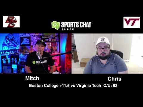 Boston College at Virginia Tech College Football Picks & Prediction Saturday 10/17/20