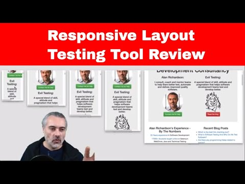 Emmet Responsive Layout Testing Chrome Extension Review