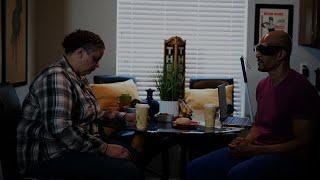 "Gina Carey Films "" Equally Blind "" Movie  Trailer"