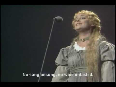 Ruthie Henshall I Dreamed A Dream Les Miserables 10th Anniversary Concert Royal Albert Hall Youtube