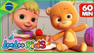 Ursinho de Pelúcia - Música Infantil | LooLoo Kids Português