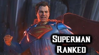 Injustice 2 Superman Online ranked matches