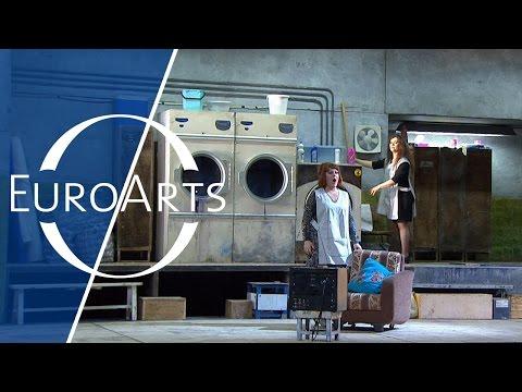 Richard Strauss: Die Frau ohne Schatten - Opera in three acts (HD 1080p)