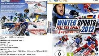 Winter sports 2012 Gameplay