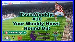 Toon Weekly #10 | Joselu To Newcastle, Carabao Cup | Mike Ashley | Newcastle 0-2 Tottenham