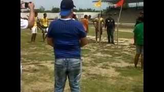 Segundo Desafío Campo De La Cruz 2014