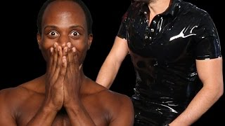 Repeat youtube video Men Try Latex For The First Time