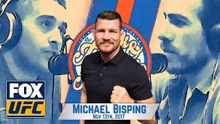 Michael Bisping talks UFC 217   INTERVIEW   ANIK AND FLORIAN PODCAST