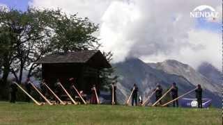 Festival de Cor des Alpes (Nendaz), 2012 - Place de concours