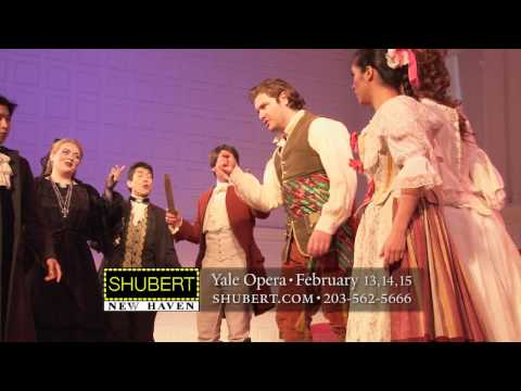 Yale Opera presents THE MARRIAGE OF FIGARO at the Shubert New Haven